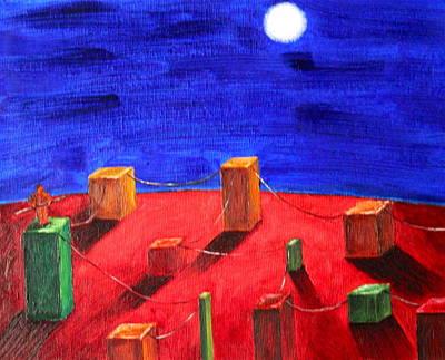 Painting - Life by Margarita Gokun