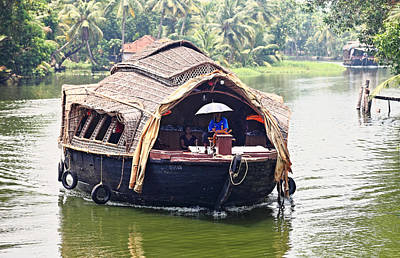 Photograph - Life On The Backwaters by Paul Cowan