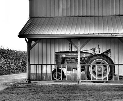 Photograph - Life On The Farm by Dan Sproul
