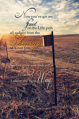 Photograph - Life Path by Jenn Bowers