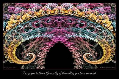 Digital Art - Life Worthy by Missy Gainer
