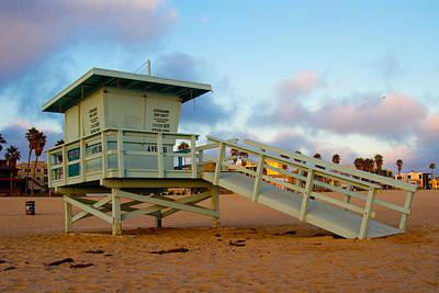 Lifeguard Tower Original