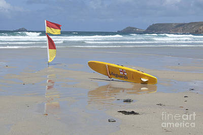 Photograph - Lifeguards by Paul Felix