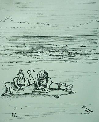 Life's A Beach Original