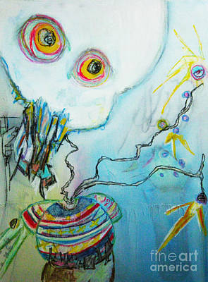 Painting - Lift by Jeff Barrett