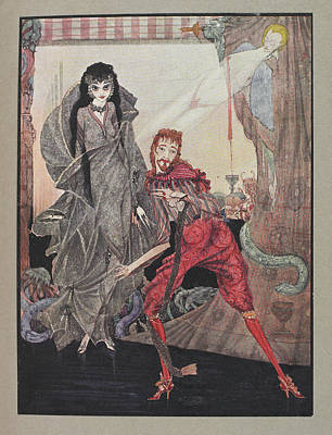 Ligeia Art Print by British Library