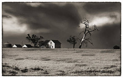 Photograph - Light After The Storm by James Steele
