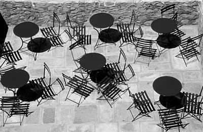 Shade Photograph - Light And Shadow by George Atsametakis