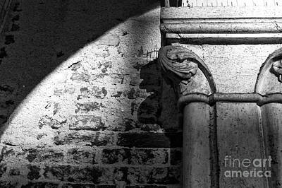 Photograph - Light And Shadows In San Marco II by John Rizzuto