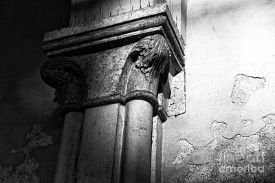 Photograph - Light And Shadows In San Marco Iv by John Rizzuto