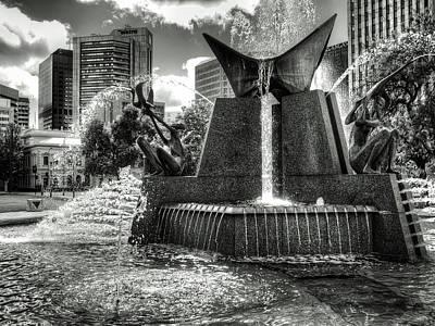 State Love Nancy Ingersoll - Light And Water by Wayne Sherriff