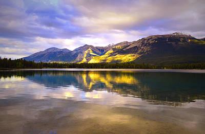 Photograph - Light At Lake Edith by Tara Turner