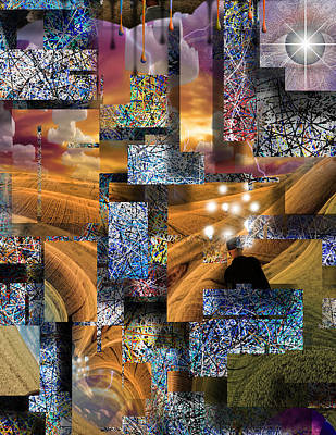 Meanings. Humans Digital Art - Light by Bruce Rolff