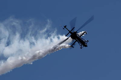 Photograph - Light Combat Helicopter by Ramabhadran Thirupattur