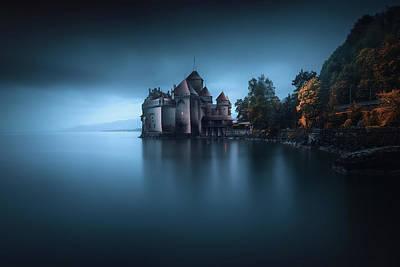 Castle Photograph - Light Fortification 2. by Juan Pablo De