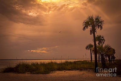 Stormy Weather Photograph - Light From Above by Marvin Spates