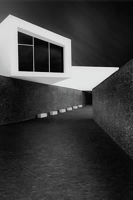 Shape Photograph - Light Games by Olavo Azevedo