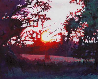 Painting - Light Grounding by Helen White