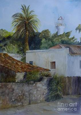 Painting - Light House II by Madie Horne
