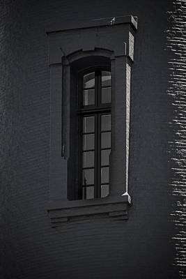Photograph - Light House Window by Bradley Clay
