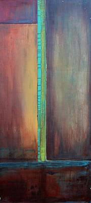 Light In My Window Print by Tia Marie McDermid