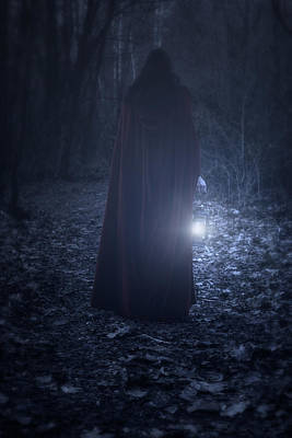 Fairy Story Photograph - Light In The Dark by Joana Kruse