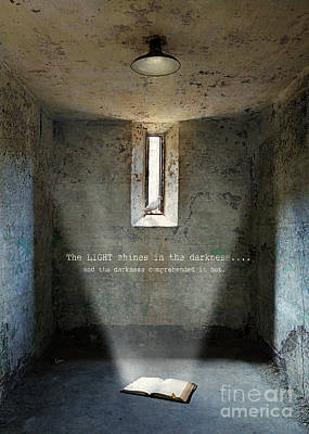 Photograph - Light In The Darkness by Jill Battaglia