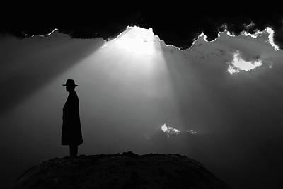Revelation Photograph - Light Life by Jay Satriani