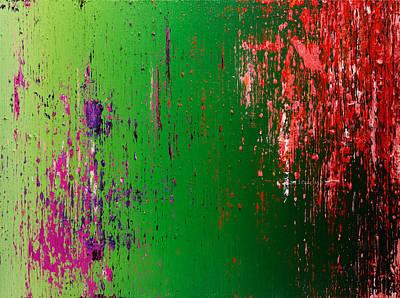 Light My Fire Painting - Light My Fire Series Edition 3 Of 10 by Derek Kaplan