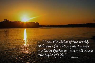 Photograph - Light Of Life by Robert Hebert