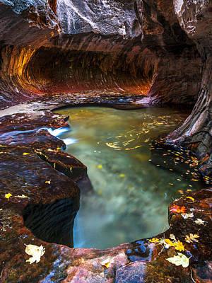 National Parks Photograph - Light Passage by Dustin  LeFevre