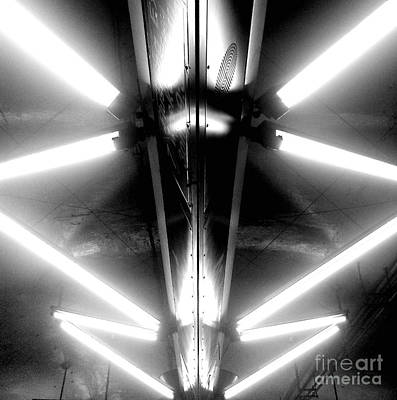 Art Print featuring the photograph Light Sabers by James Aiken