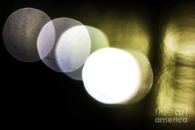 Poster Photograph - Light Shapes - Iv by Eyzen M Kim