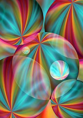 Mixed Media - Light Spectrum 2 by Angelina Tamez