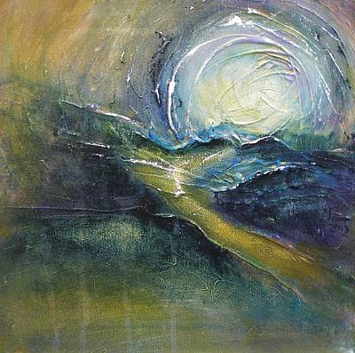 Painting - Light The Way by Valerie Greene