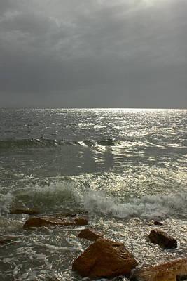 Light Through The Storm Original by Amazing Jules