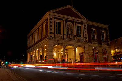 Photograph - Light Trail by Linda Freebury