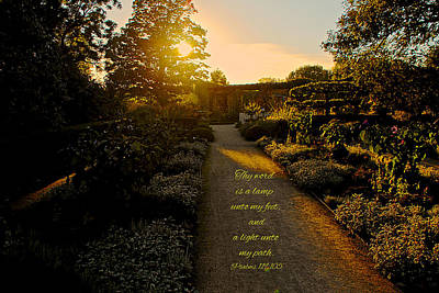 Firefighter Patents Royalty Free Images - Light unto my path Royalty-Free Image by Debbie Nobile