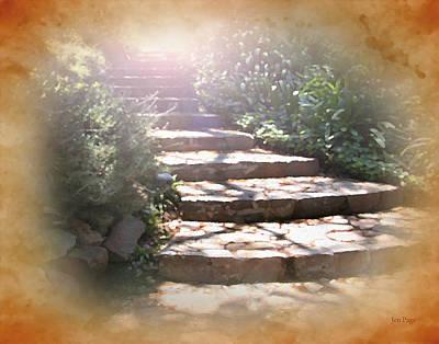 Light Unto My Path Art Print