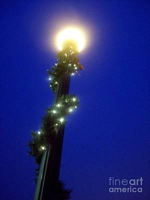 Light Up The Holidays Art Print