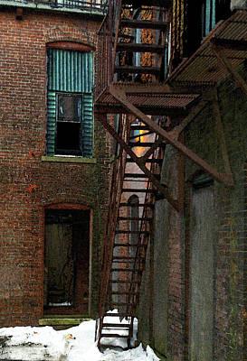 Lighted Stairs Original
