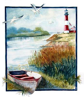 Lighthouse 1 Art Print