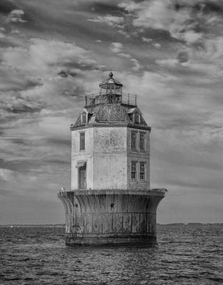 Photograph - Lighthouse 2 by Leah Palmer