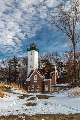 Photograph - Lighthouse by Anthony Thomas