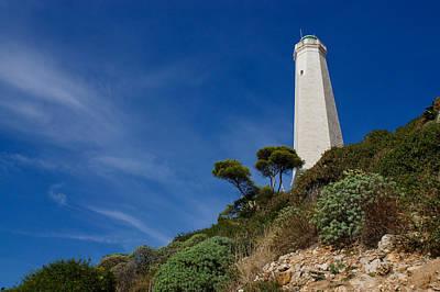 Beastie Boys - Lighthouse at Saint-Jean-Cap-Ferrat France French Riviera by Georgia Mizuleva