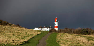 Anonymity Photograph - Lighthouse At The End Of A Path by John Short