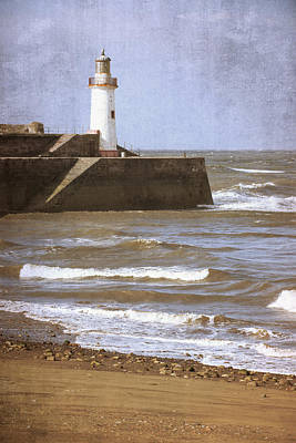 Lighthouse Art Print by Amanda Elwell
