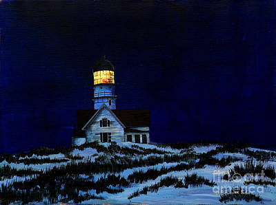 Painting - Lighthouse by Deborah Smith