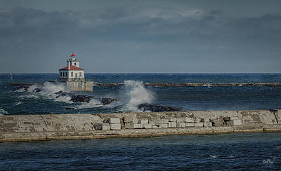 Ontario Photograph - Lighthouse by Everet Regal