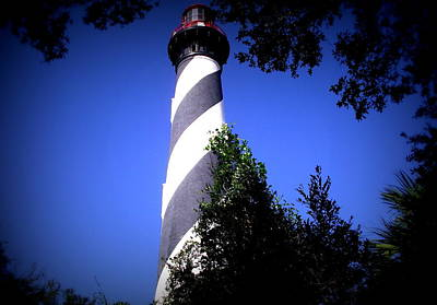Rebecca West Photograph - Lighthouse I by Rebecca West